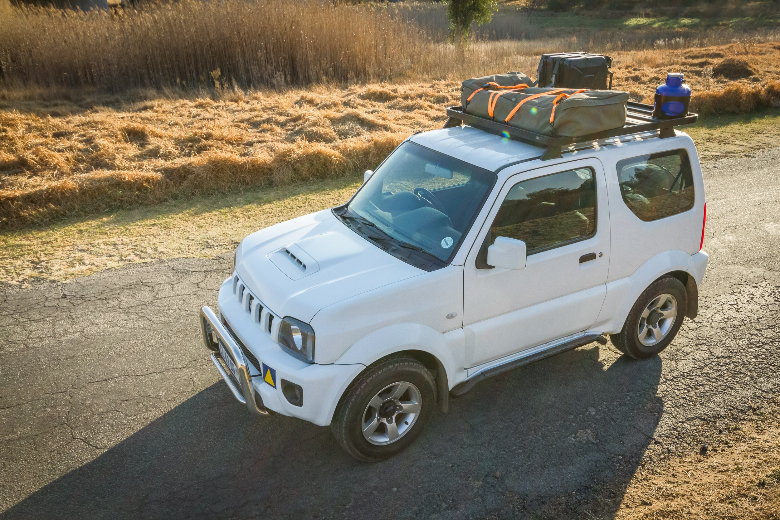 Affordable 4x4 car rental in South Africa with Tread Lite 4x4 hire