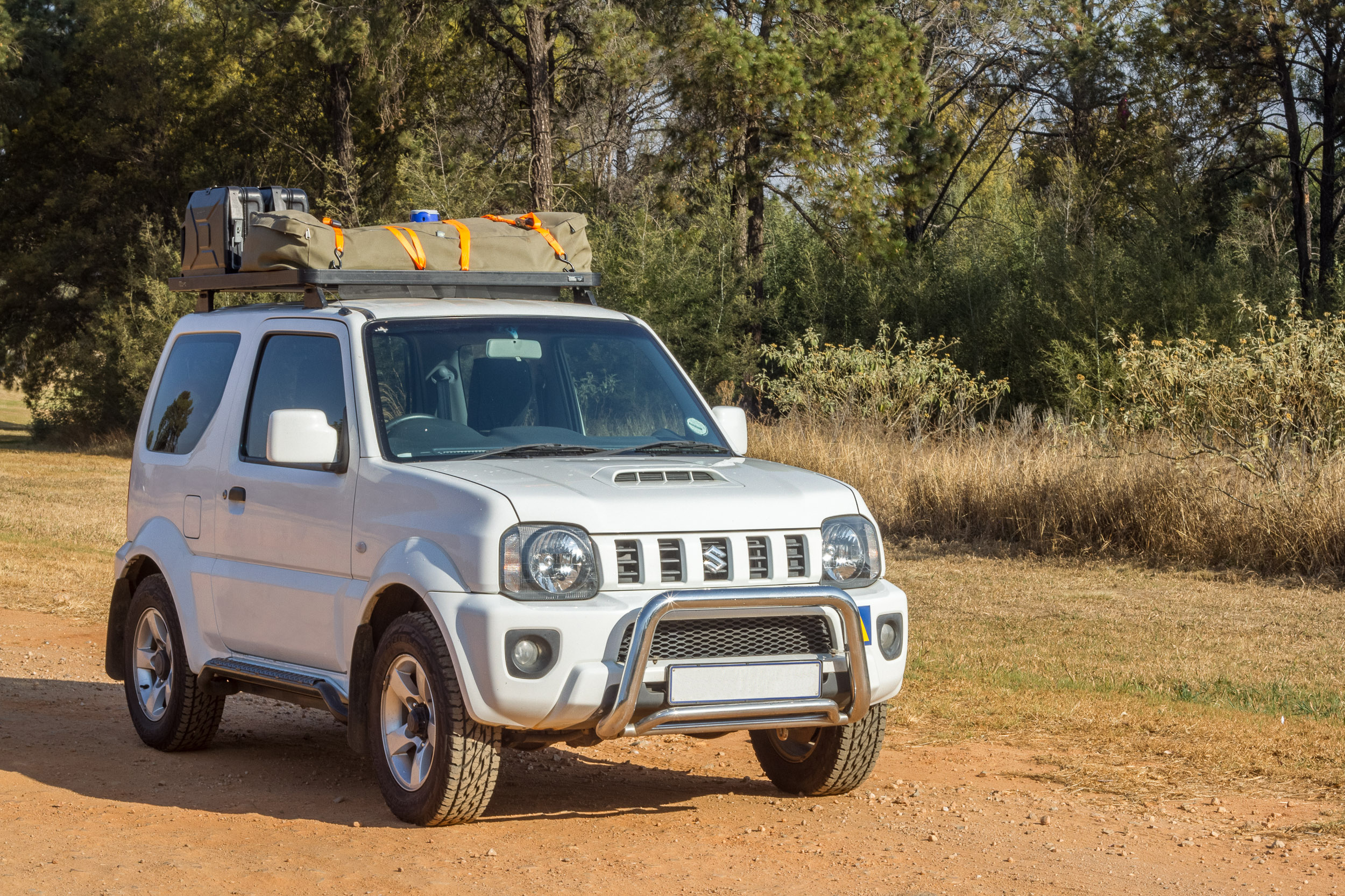 Self drive vacations in South Africa with the Suzuki Jimny