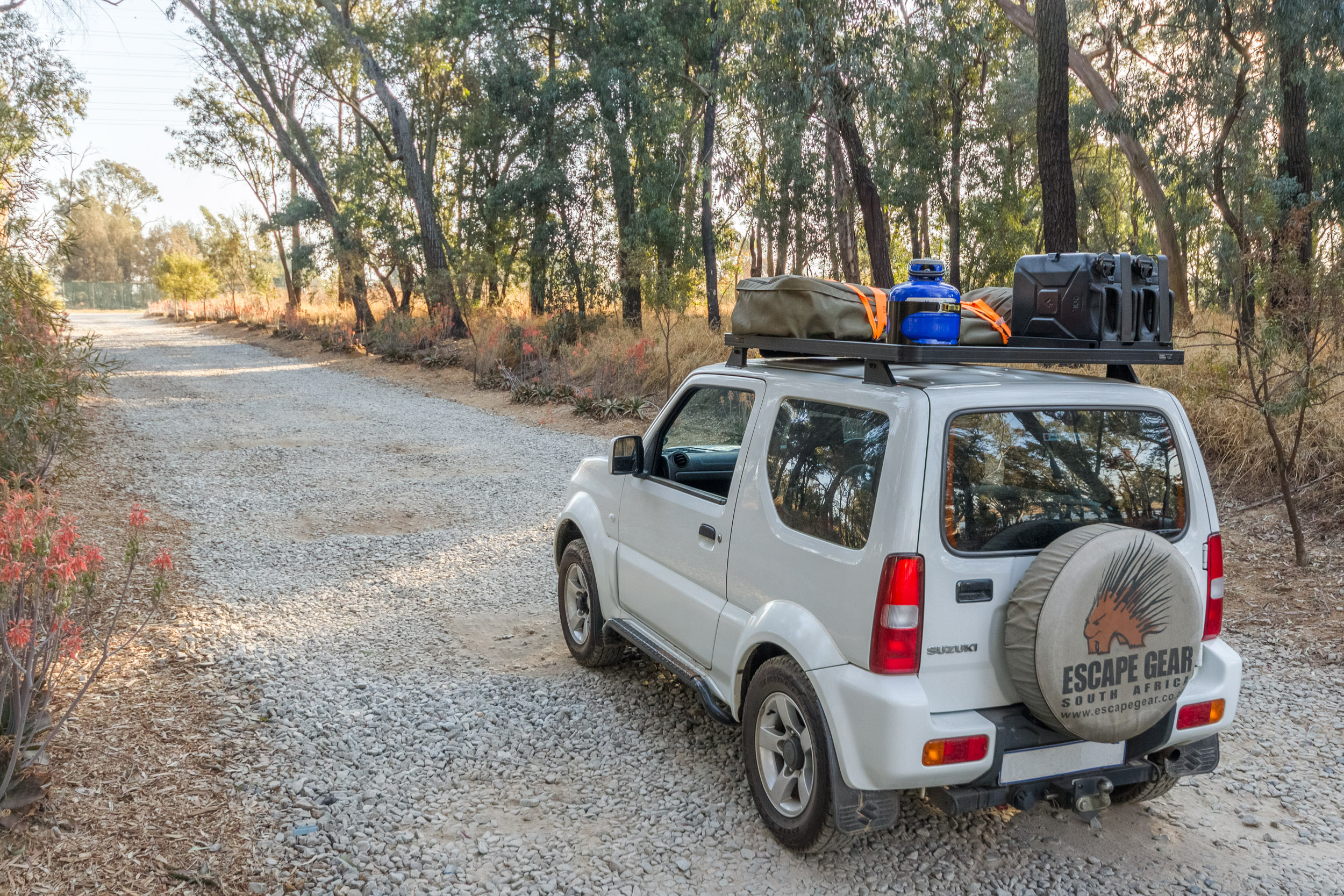 Affordable and compact 4x4 hire in South Africa
