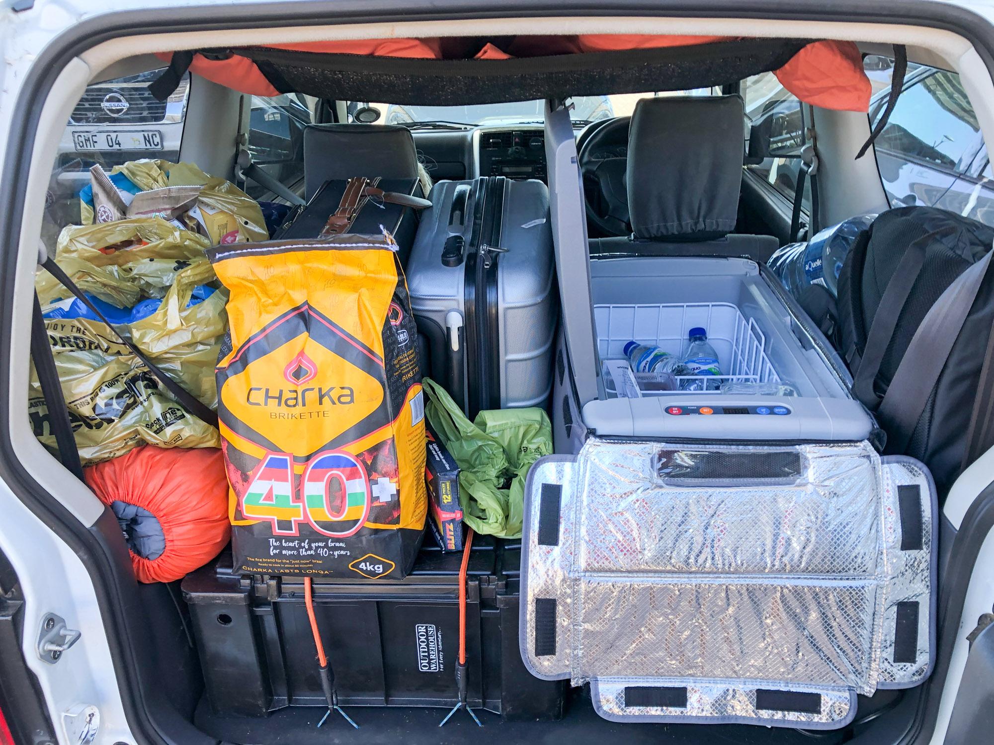 Namaqua road trip in a Suzuki Jimny