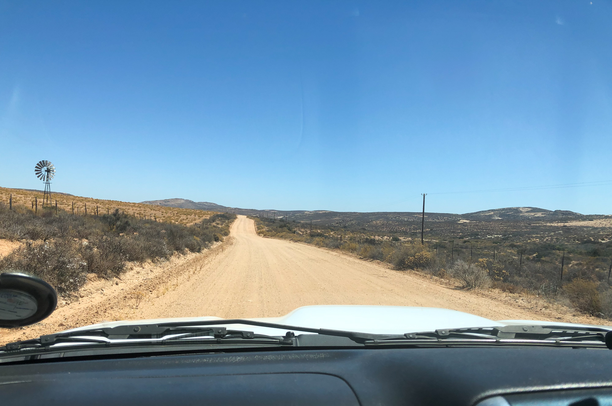 Suzuki Jimny road trip in South Africa